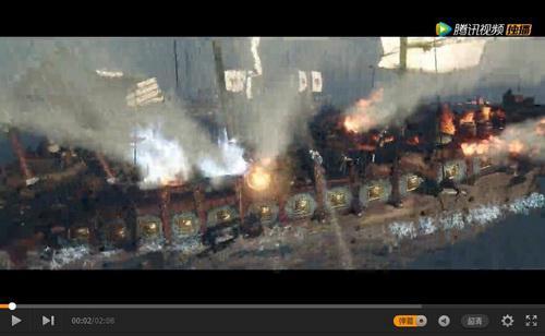 《上古世纪》原大陆城战宣传片