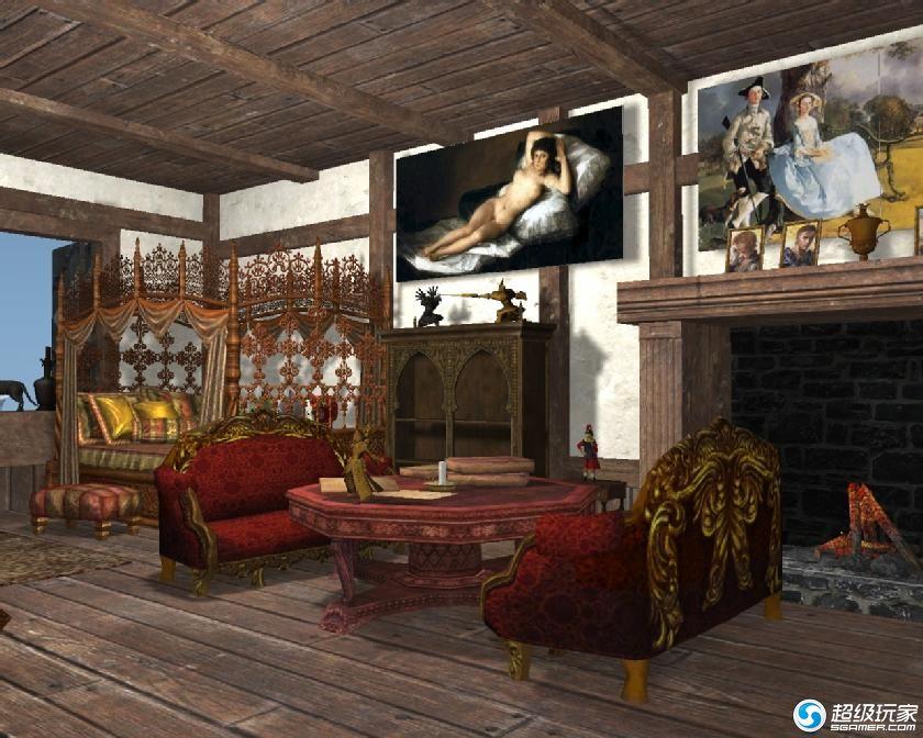 上古世纪极具文艺气息的室内装修风格欣赏
