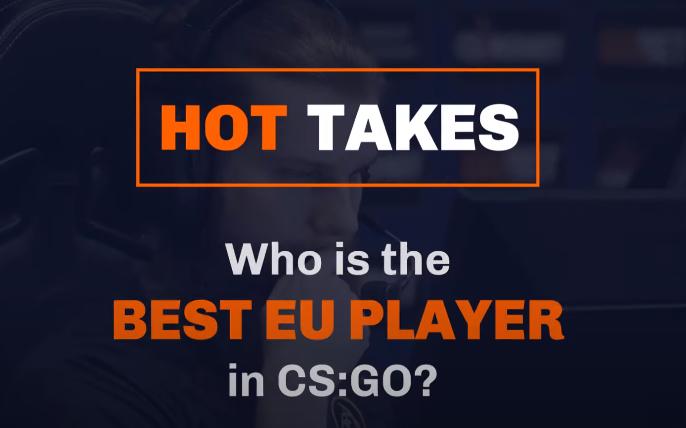 谁是当前欧洲赛区最好的选手?来看看职业哥的回答...