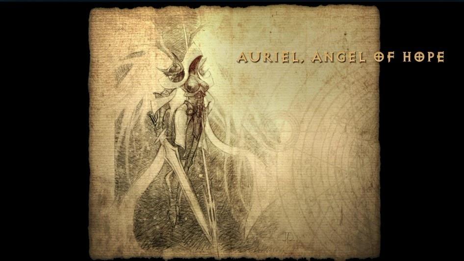 智慧之大天使--玛瑟伊尔