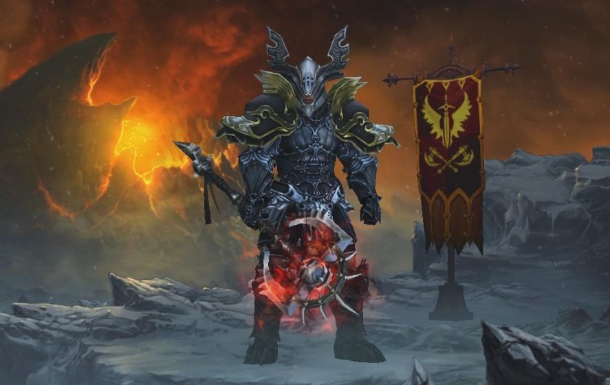 Diablo  Crusader Ancient Build