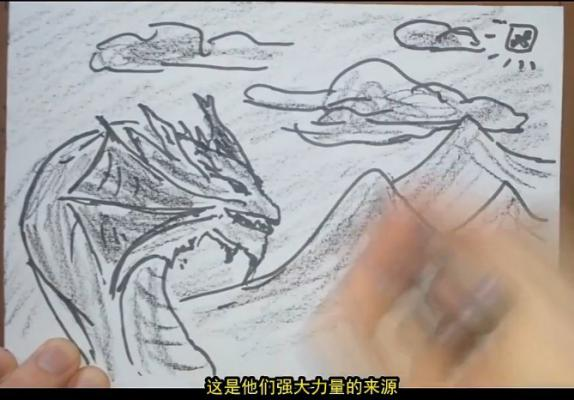 dota2手绘英雄故事:双头龙杰奇诺