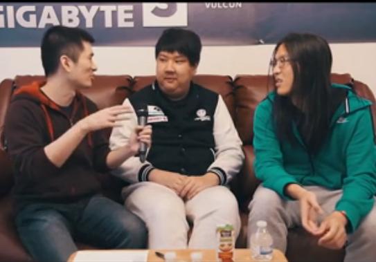 ts3采访luo:我喜欢看校园爱情电影