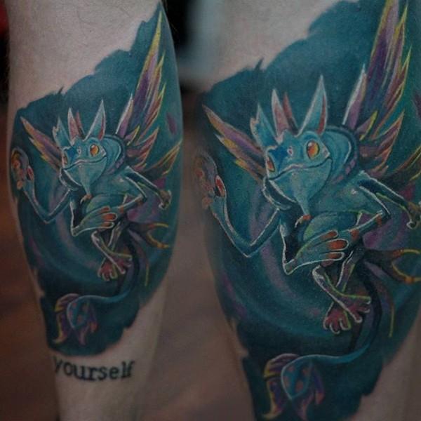 聊聊dota2纹身:爱就纹身 不朽尸王出场率高