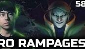 职业选手的暴走日常 Dota 2 PRO Rampages#85