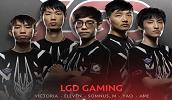 TI7国际邀请赛淘汰赛胜者组第三轮 LGD对阵DC