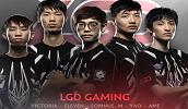 TI7国际邀请赛淘汰赛胜者组第三轮 OG对阵LGD