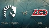 TI7国际邀请赛淘汰赛败者组半决赛 LGD对阵Liquid