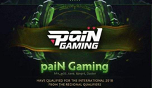 2018DOTA2国际邀请赛寻真—PaiN不仅为自己而战