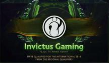 2018DOTA2国际邀请赛寻真——永不放弃的iG