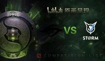 TI8小组赛 day1 Secret vs VGJ.S