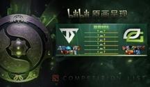 TI8淘汰赛 败者组第2轮 Optic vs Team Serenity