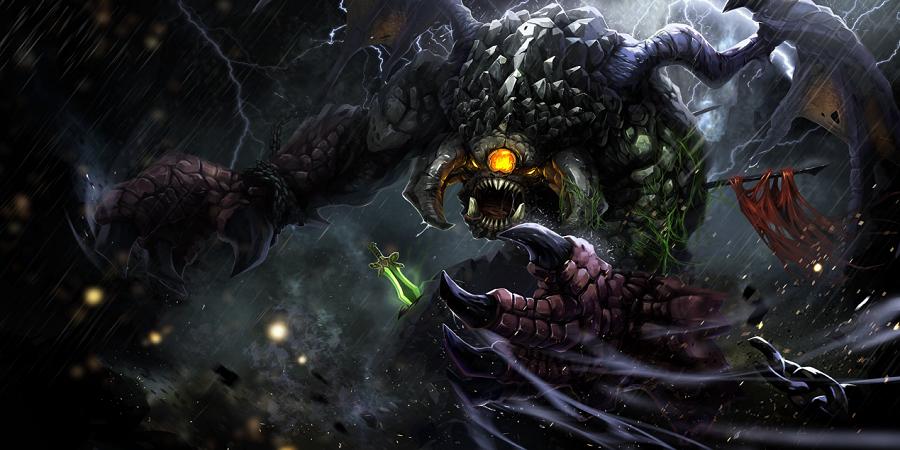雷神之锤来自于此!DOTA2中的北欧神话