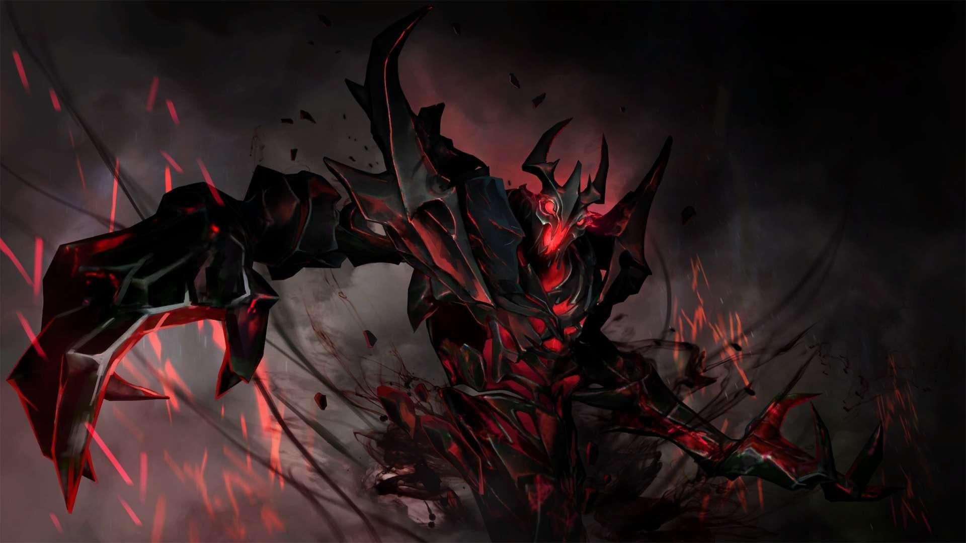地狱噬魂的恶魔