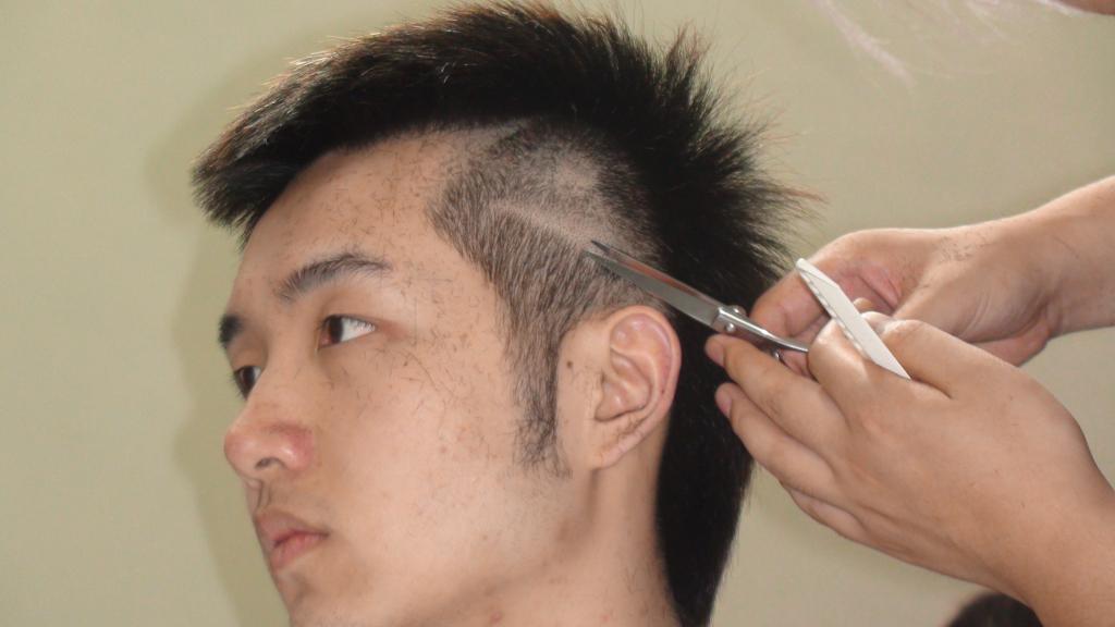 海涛亲历还原dota2发型制作全过程图片