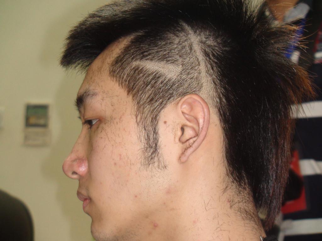 海涛亲历还原dota2发型制作全过程