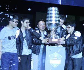 ESL Wings横扫液体夺冠