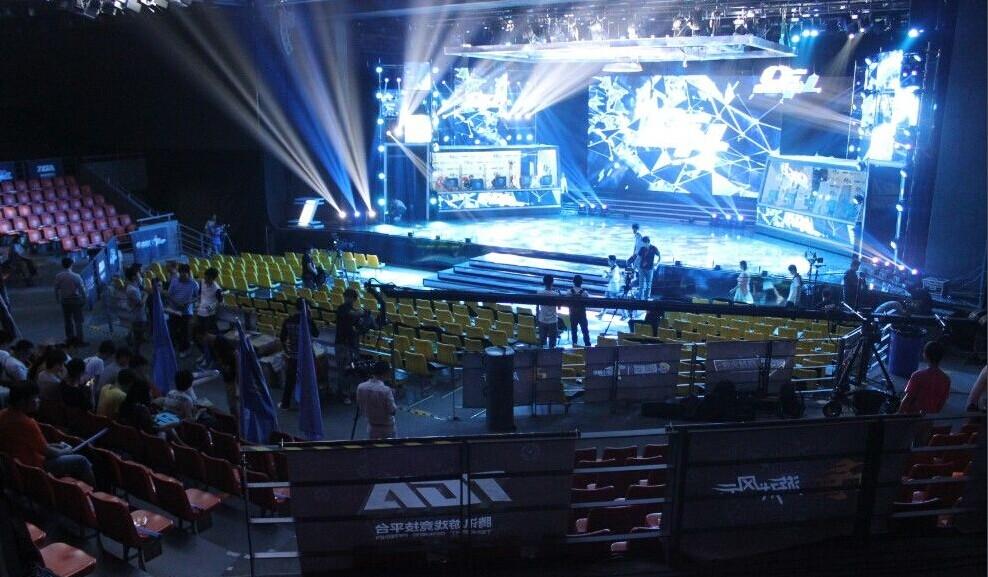 世界间,展期最大的电子竞技esl将在网球v世界大-上海w3馆为夜光全球图片