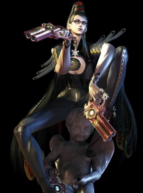 贝优妮塔《猎天使魔女2》