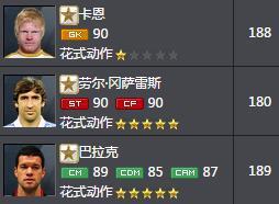 超玩FIFAOL3球员数据库更新国服传奇球员数据
