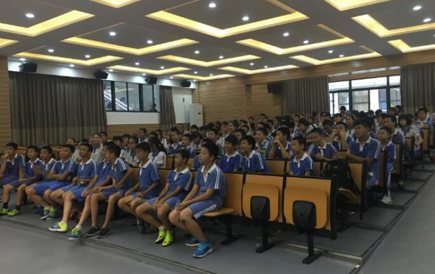 FIFA Online 3带足球文化深入小学课堂