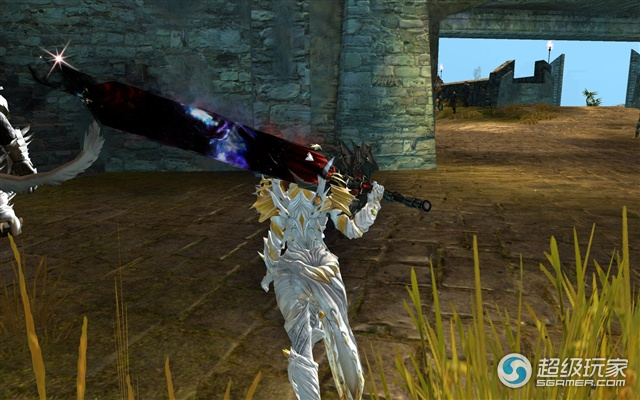 激战2传奇武器制作成功 华丽特效一览
