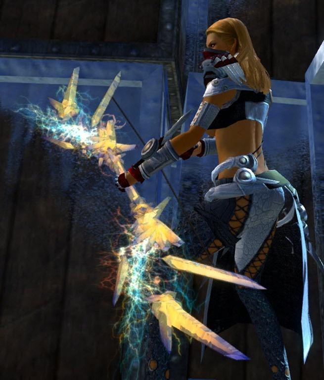 Zenith武器
