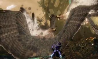 激战2搞笑视频之游侠的巨型大白鸽!