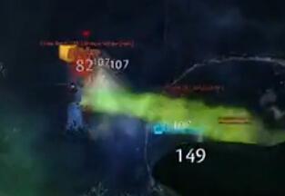 激战2欢乐战场视频 看我大工程水下如何一挑四