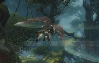 激战2荆棘之心新宣传片:深入迈古玛丛林