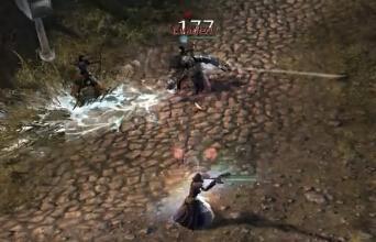 激战2荆棘之心试玩视频:完整的要塞模式介绍