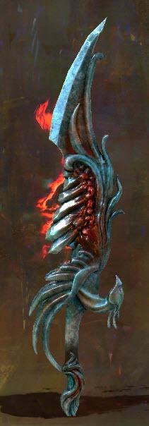 激战2新更新凤凰系列武器皮肤造型一览图片
