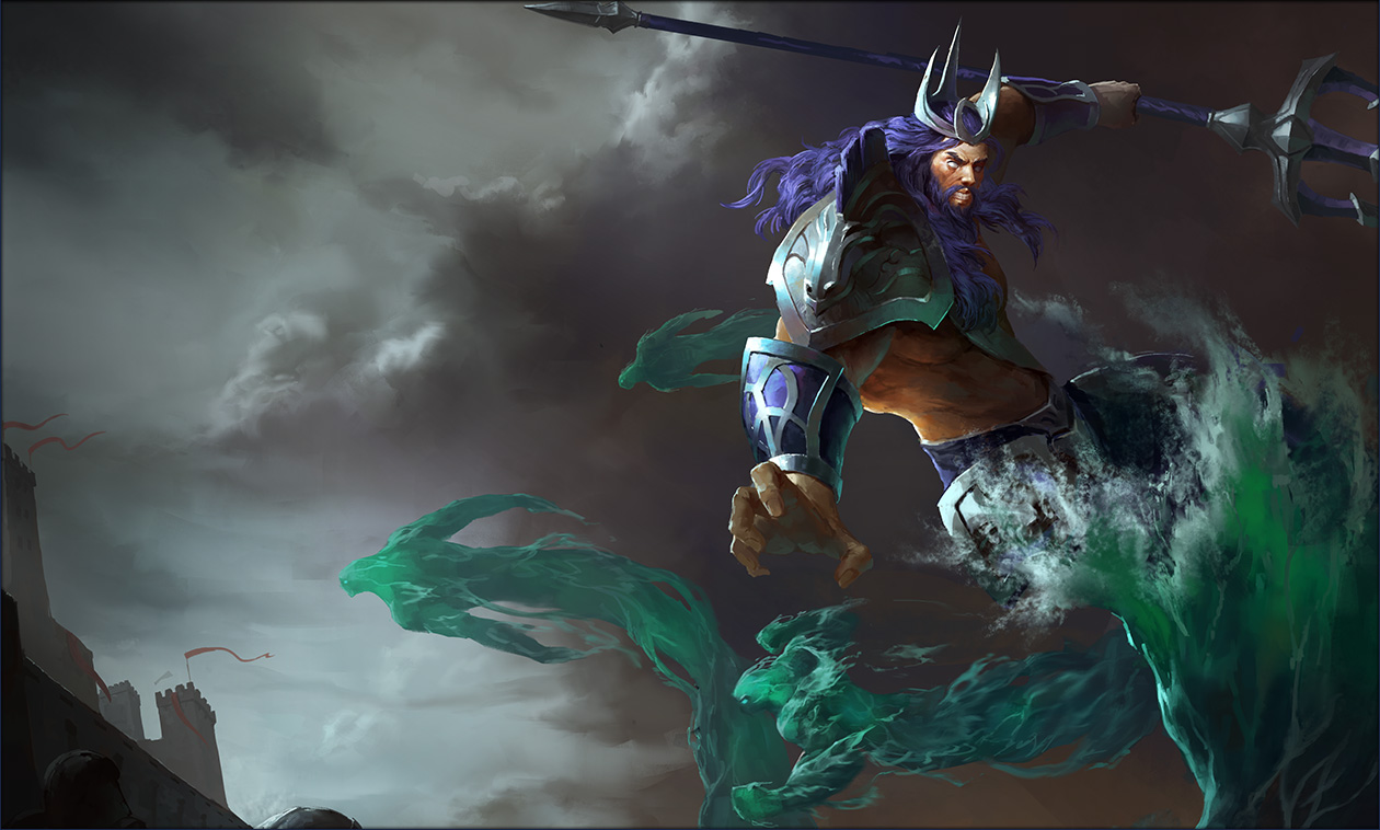 皇sei-波塞冬 海皇 超神英雄
