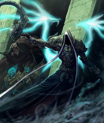 风暴英雄玩家shadowpriest绘画作品欣赏