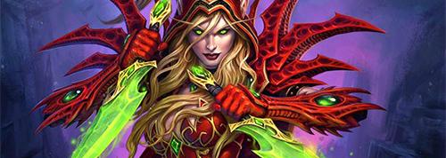 炉石背景故事 消灭黑龙公主的盗贼瓦莉拉