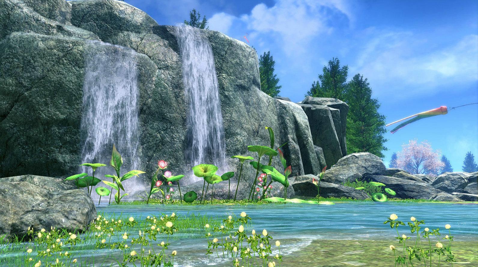 剑灵风之平原极美风景欣赏 心旷神怡