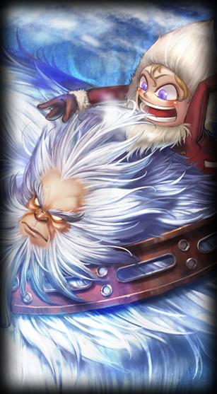 雪人骑士努努_lol英雄联盟_超级玩家
