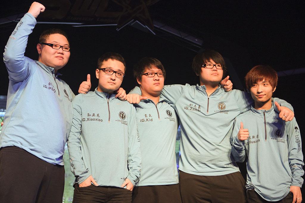 IG.Efeng:拿下SWL冠军是2013的好开始