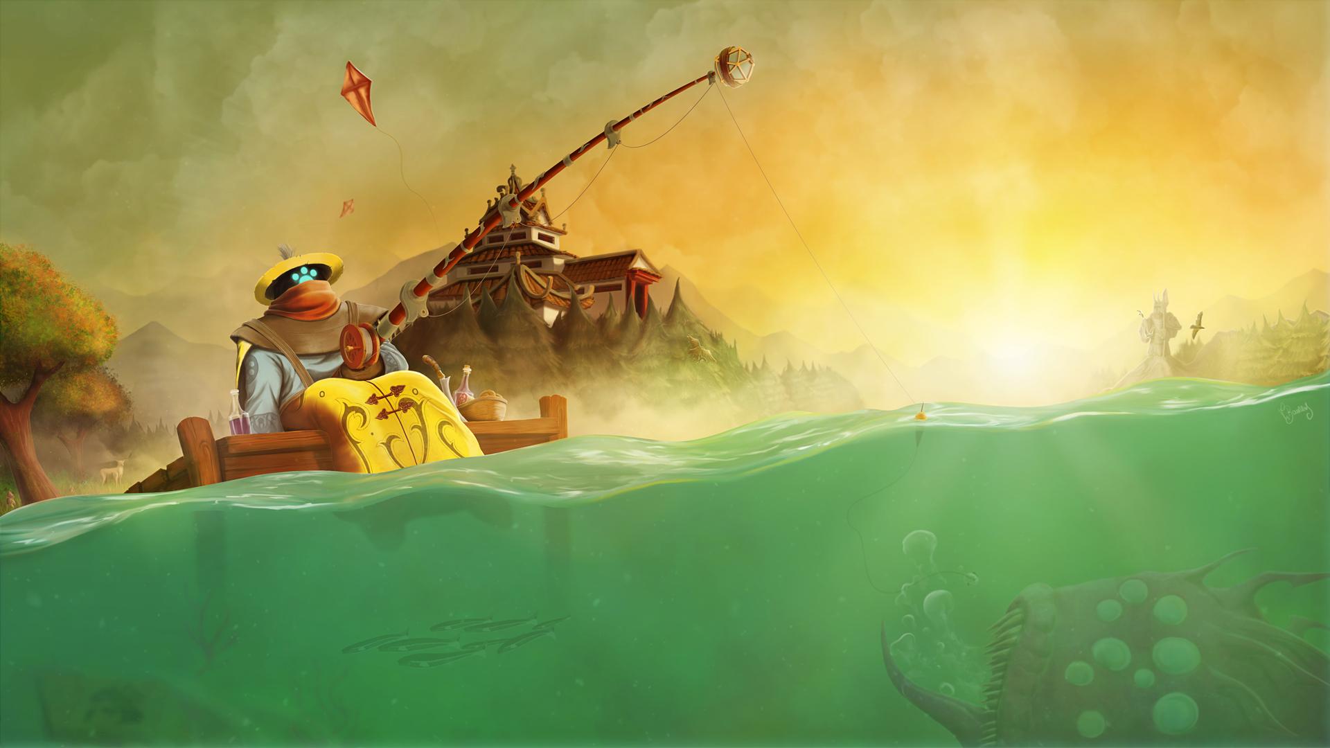 潘森猴子人气暴跌 打野皇子强势回归 [06-30] · 英雄联盟carry