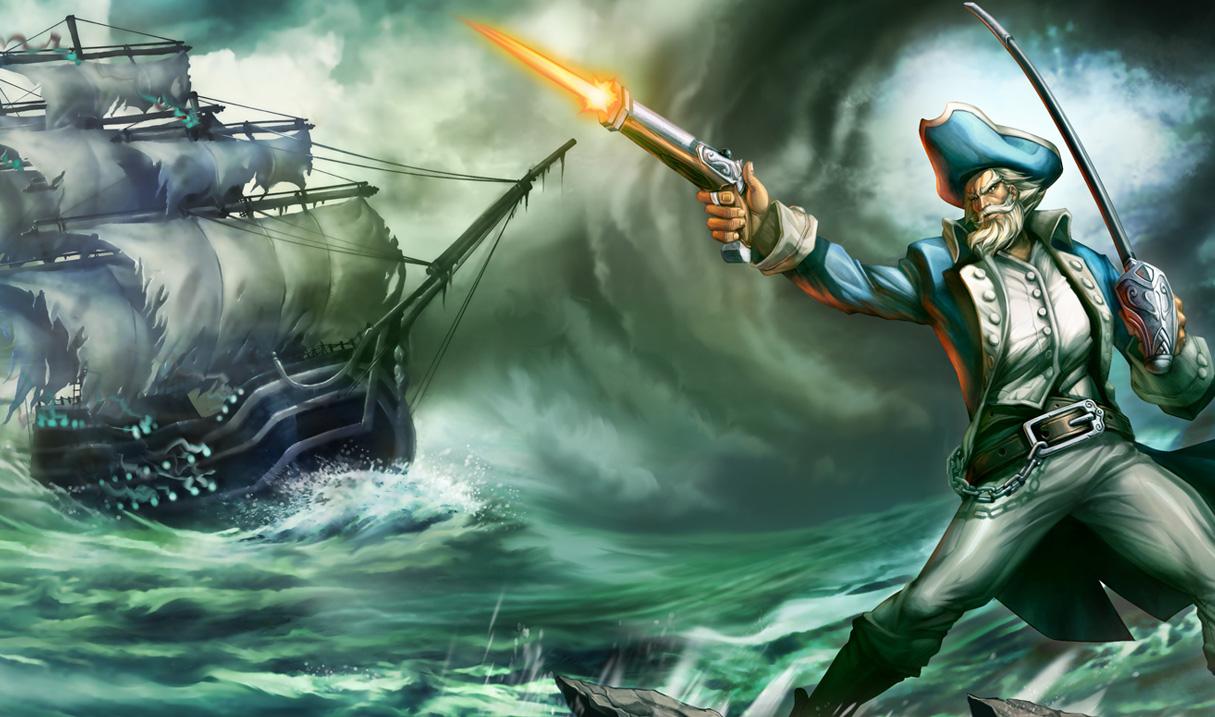最实用的新版船长攻略 来自船长的复仇