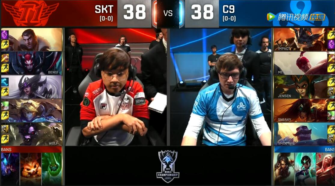 s6全球总决赛sktvsc9 轻取cp