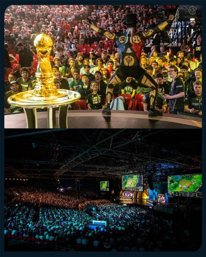 Lolesports:回到RNG和Uzi夺冠举杯的那年