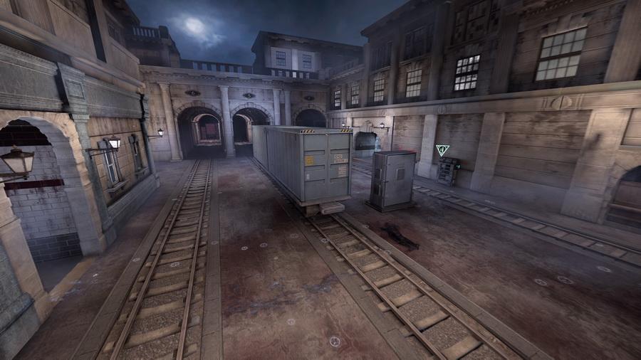 [图赏]逆战最新地图-僵尸猎场