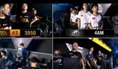 PCPI中国区总决赛4AM夺冠时刻