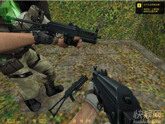 新版本前瞻之枪械介绍:野牛PP-19和轻快利刃G63C