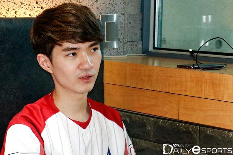 韩媒专访PKL冠军Actoz_R:最担心中国队伍 韩国队有机会包揽前四