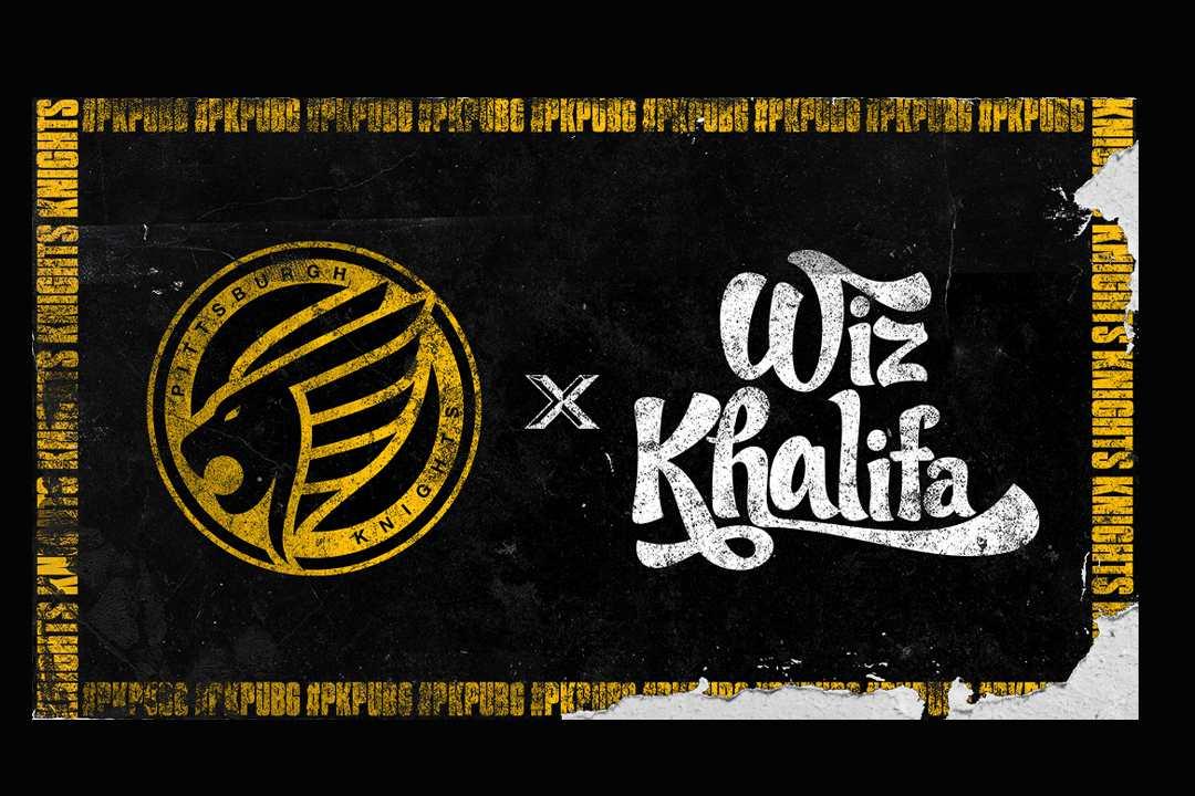 国际战队Knights同美国歌手Wiz Khalifa达成合作关系
