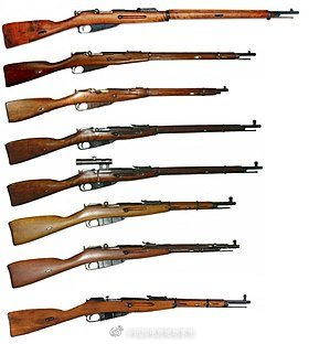 下个版本新枪械提前爆料?莫辛-纳甘步枪或作为第5把栓狙登场