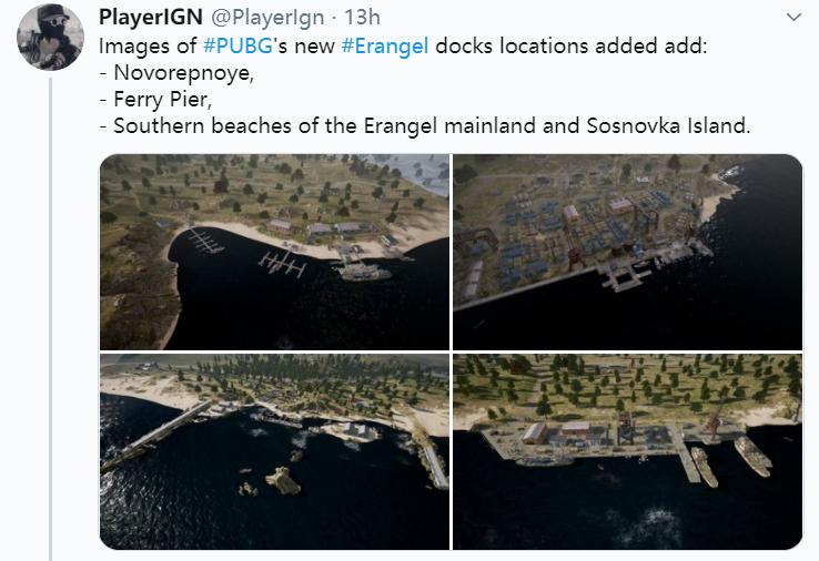 8.2版本艾伦格码头大变样,PlayerIGN曝新建码头全貌