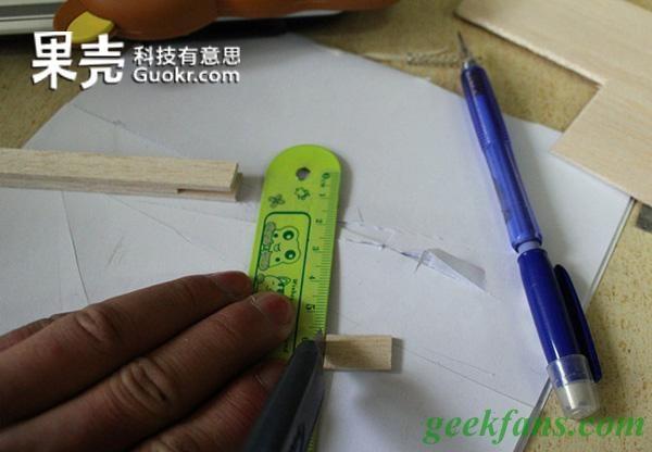 科技牙签小制作
